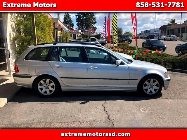 2005 BMW 3-Series Sport Wagon 325i