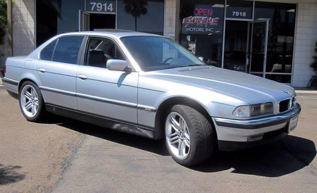 1998 BMW 7-Series 740iL