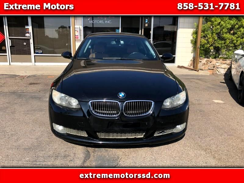 2008 BMW 3-Series 335i Coupe
