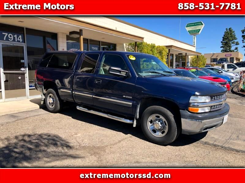 2000 Chevrolet Silverado 2500 Ext. Cab 3-Door Long Bed 2WD