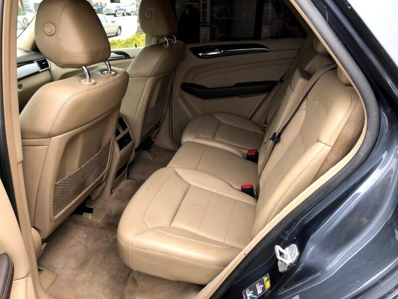 2014 Mercedes-Benz M-Class ML350 4MATIC