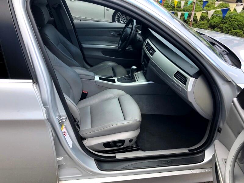 BMW 3-Series 335i 2007