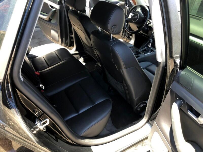 2004 Audi A4 1.8T quattro