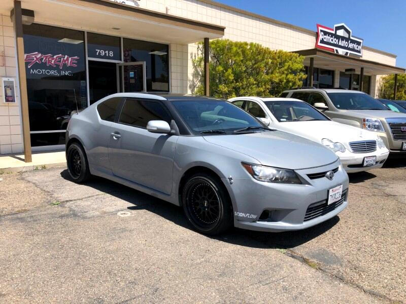 Scion tC Sports Coupe 6-Spd MT 2013