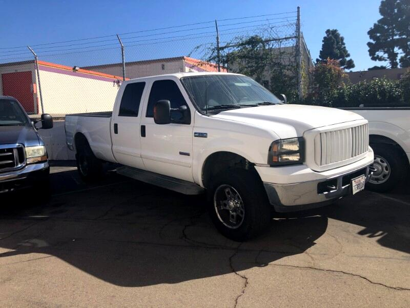 Ford F-350 SD King Ranch Crew Cab Long Bed 2WD 2003