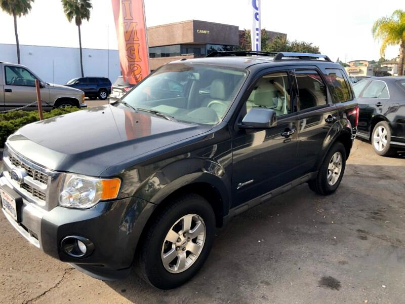 Ford Escape Hybrid Limited FWD 2009