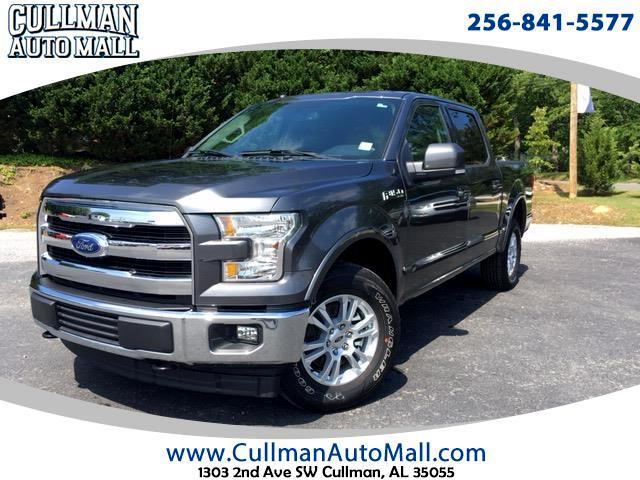 2017 Ford F-150 XL SuperCrew 6.5-ft. Bed 4WD