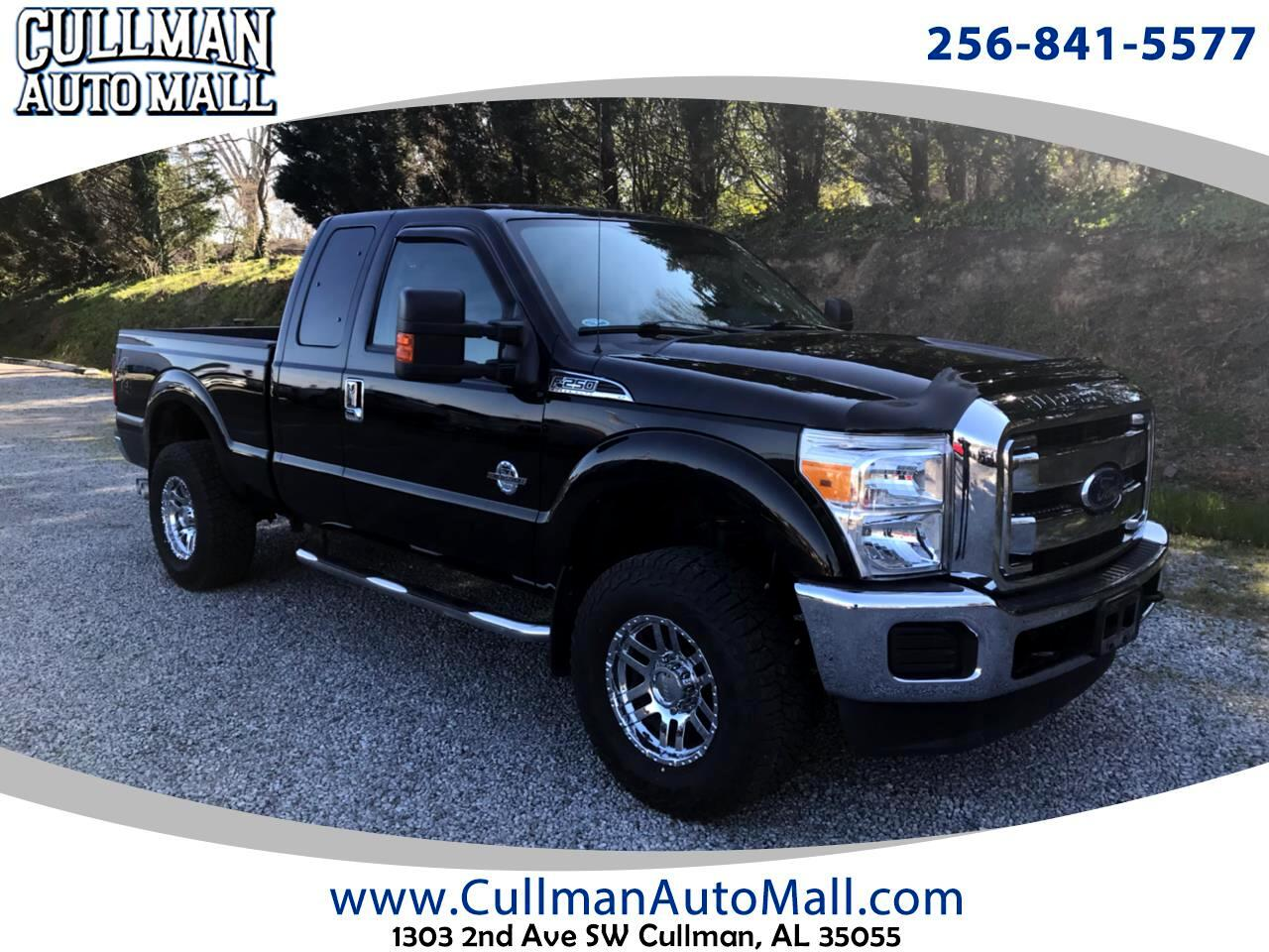 2011 Ford Super Duty F-250 SRW 4WD SuperCab 142