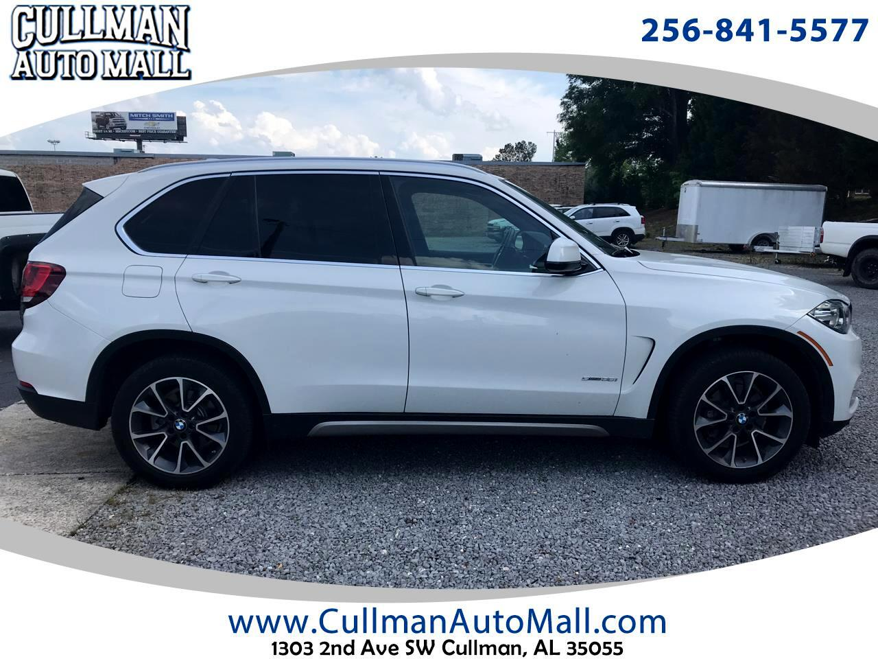 2017 BMW X5 sDrive35i Sports Activity Vehicle