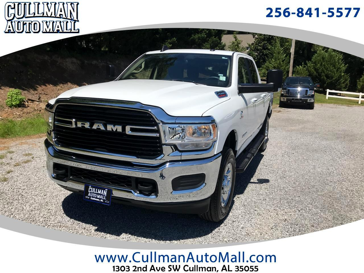 "2019 RAM 2500 Big Horn 4x4 Crew Cab 6'4"" Box"