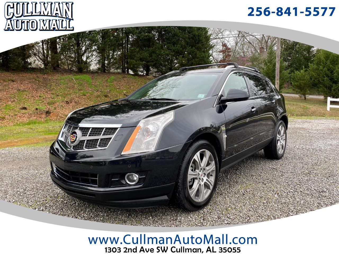 Cadillac SRX FWD 4dr Premium Collection 2012