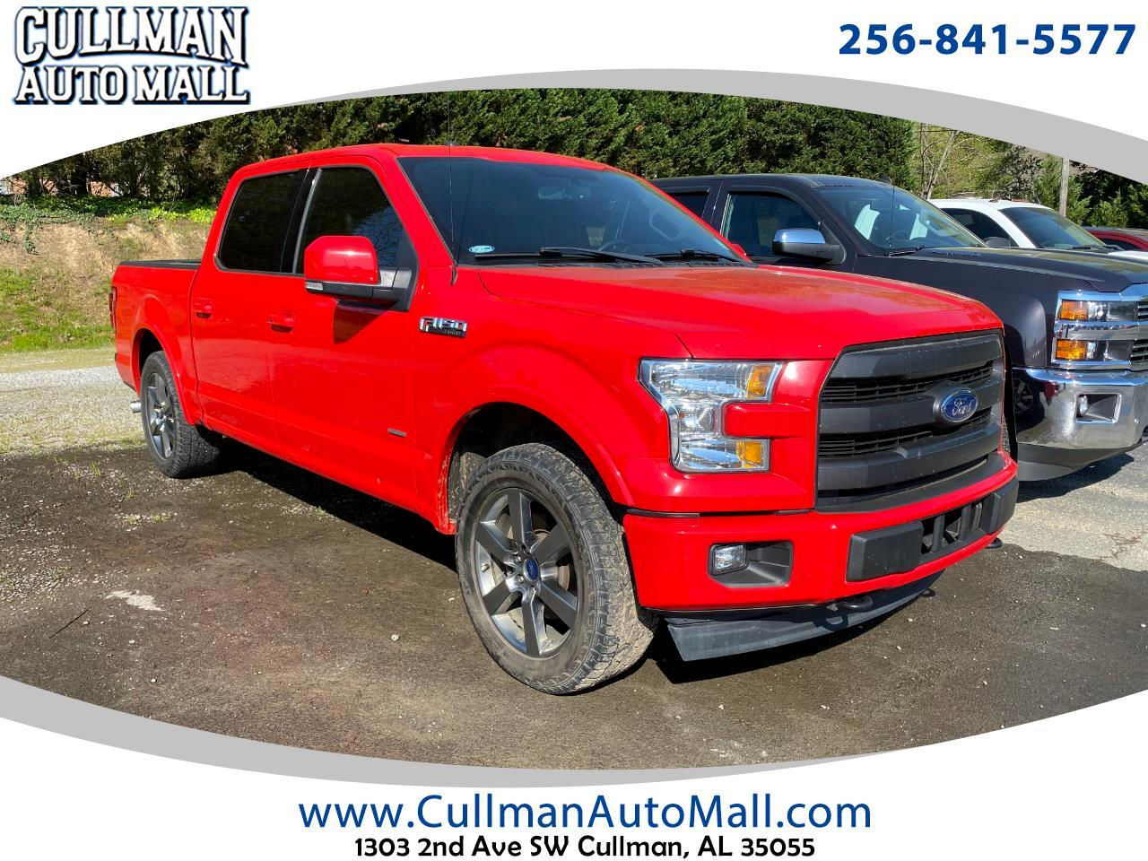 Ford F-150 King Ranch 4WD SuperCrew 5.5' Box 2017