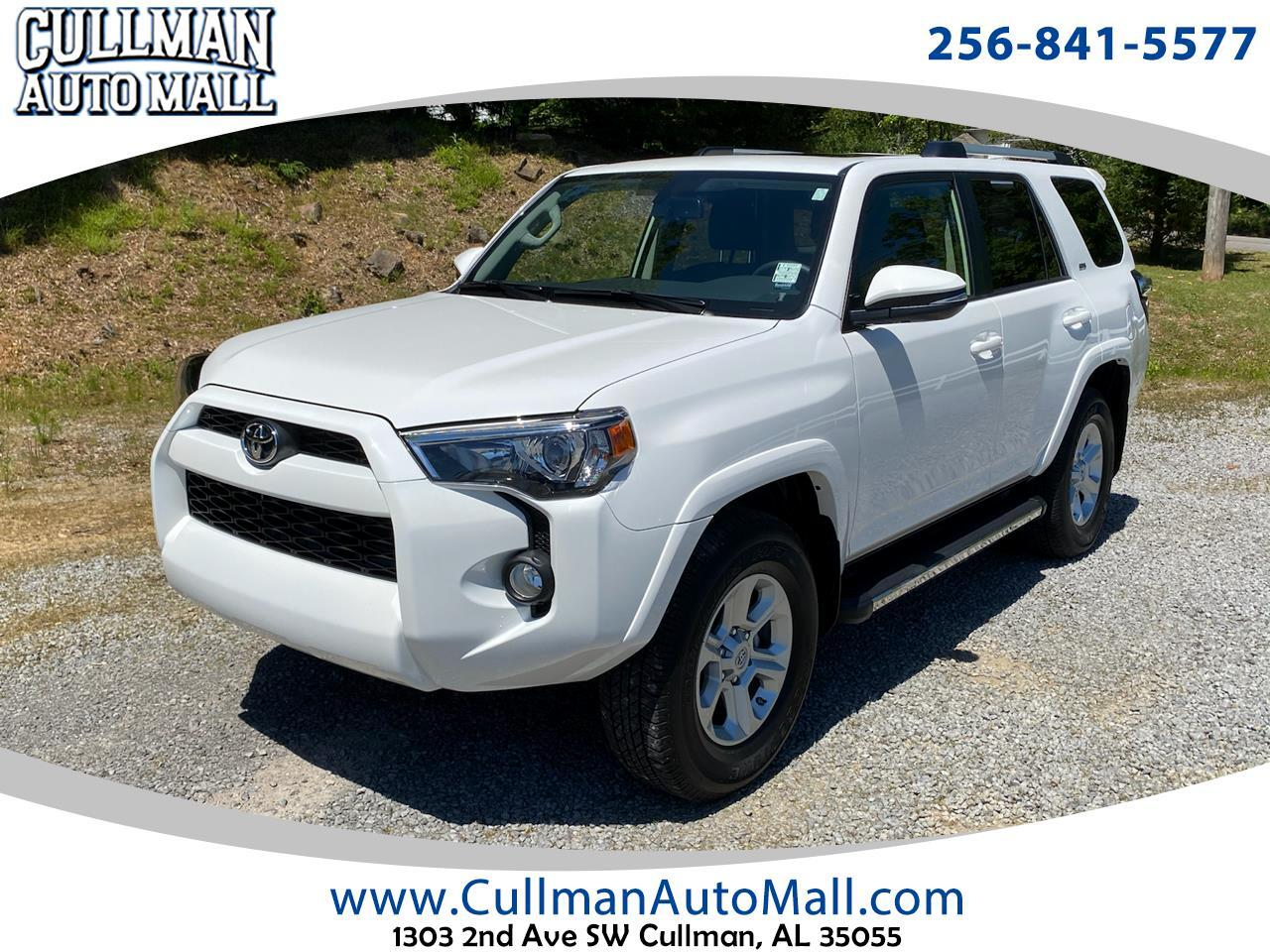 Toyota 4Runner TRD Off Road Premium 4WD (Natl) 2019