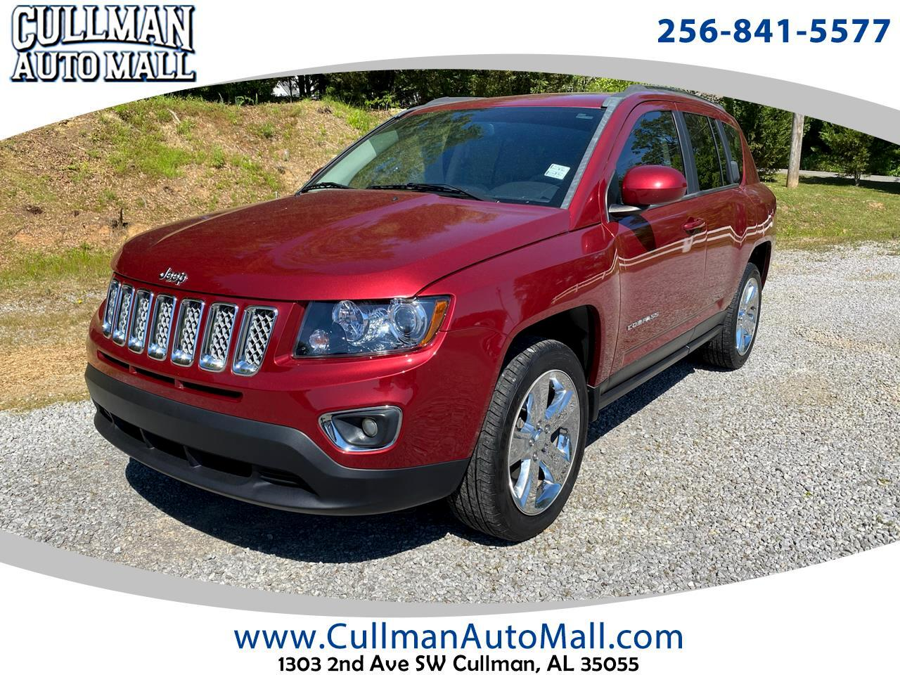 Jeep Compass FWD 4dr Limited 2014