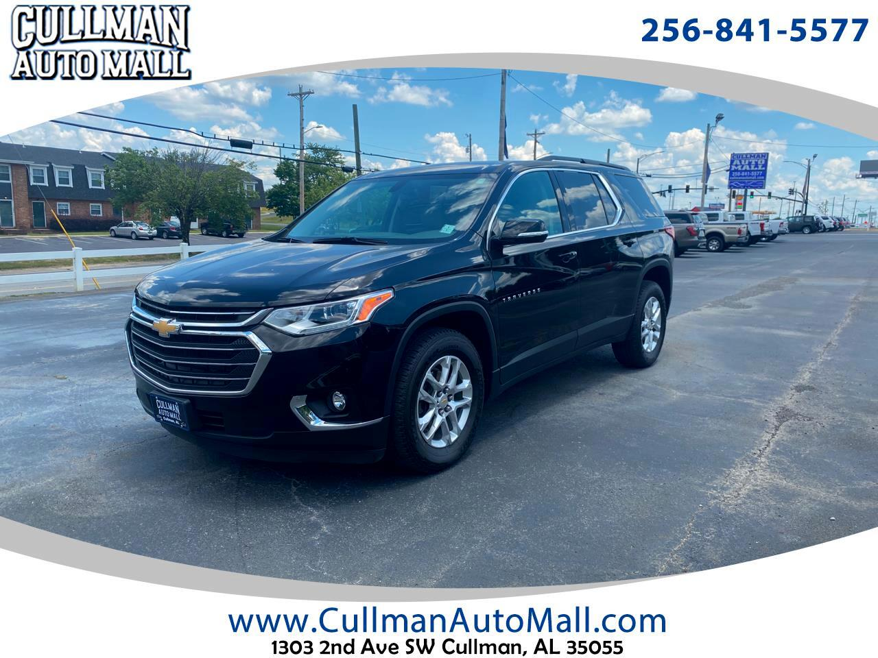 Chevrolet Traverse FWD 4dr LT Cloth w/1LT 2019