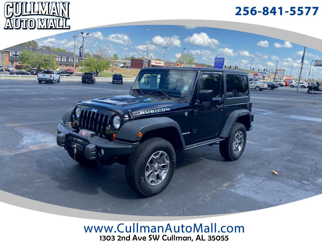 Jeep Wrangler 4WD 2dr Call of Duty MW3 *Ltd Avail* 2012