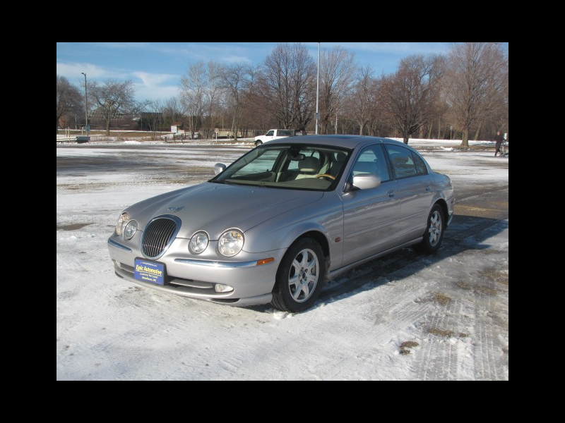 2001 Jaguar S-Type 4.0