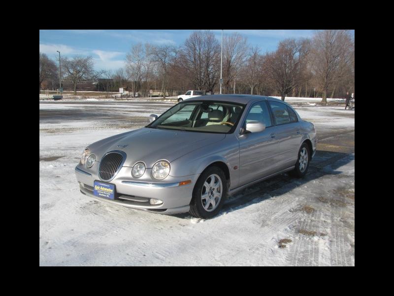 2001 Jaguar S-Type 4.0