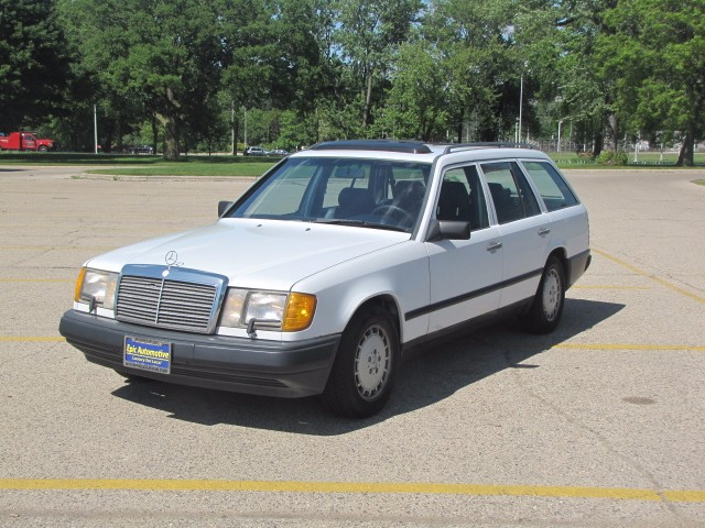1989 Mercedes-Benz 300 TE wagon