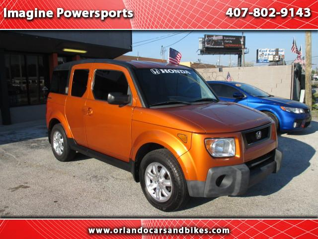 Good 2006 Honda Element EX P Used Cars In Orlando, FL 32807
