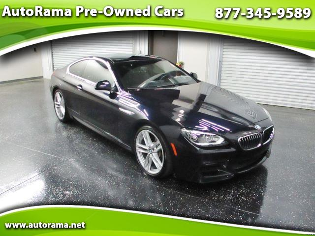 2012 BMW 6-Series 640i Coupe