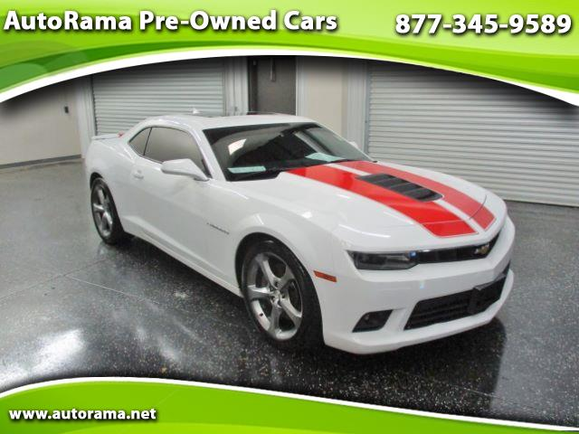 2014 Chevrolet Camaro 2SS Coupe