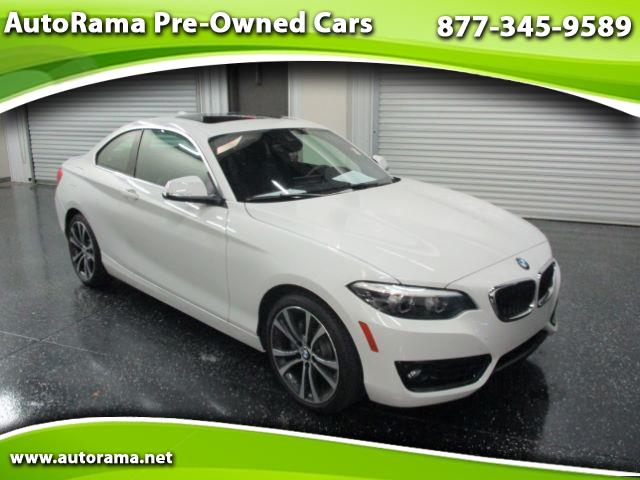 2018 BMW 2-Series 230i Coupe