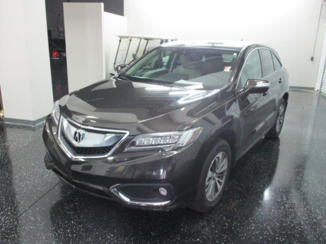 Acura RDX 6-Spd AT w/Advance Package 2017