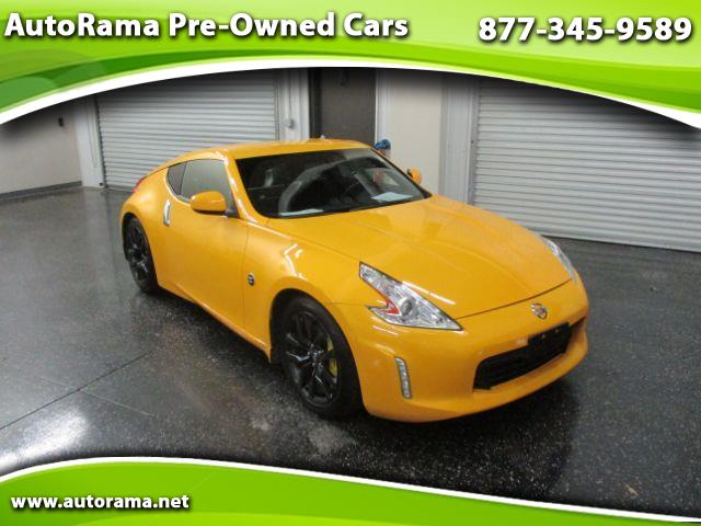 2017 Nissan Z 370Z Coupe 7AT