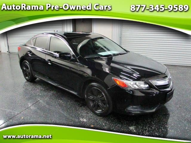 2013 Acura ILX 5-Spd AT