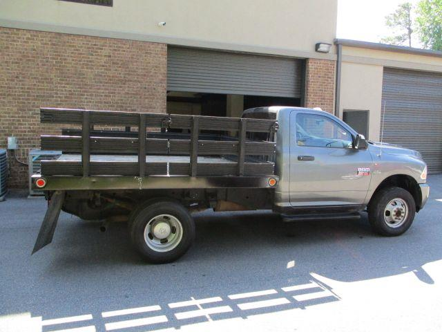 Dodge Ram 3500 Regular Cab DRW 2WD 2011