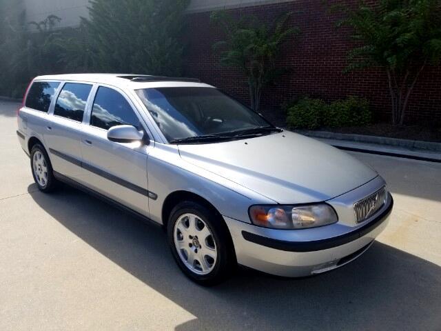 2001 Volvo V70 2.4T