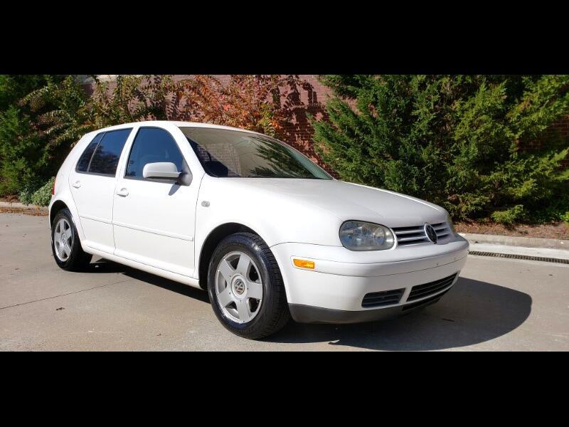 2000 Volkswagen Golf GLS 2.0