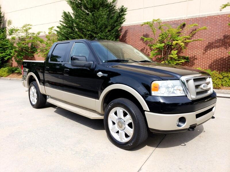 """2007 Ford F-150 4WD SuperCrew 139"""" King Ranch"""
