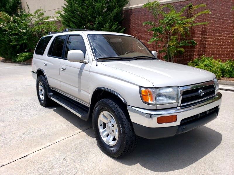 1997 Toyota 4Runner SR5 2WD