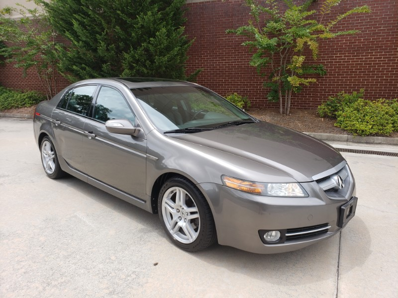 Acura TL 5-Speed AT 2007