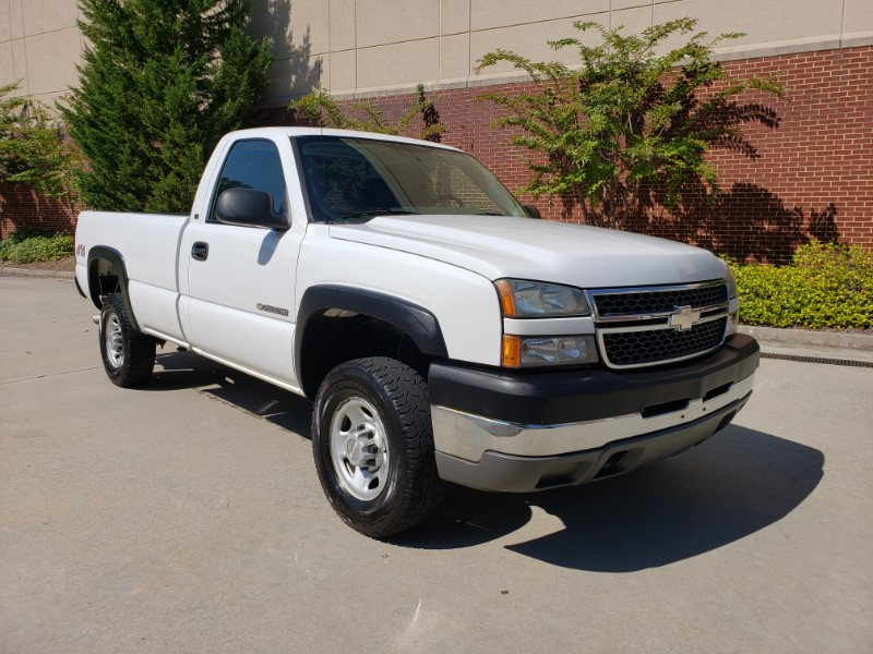 2005 Chevrolet Silverado 2500HD Long Bed 4WD