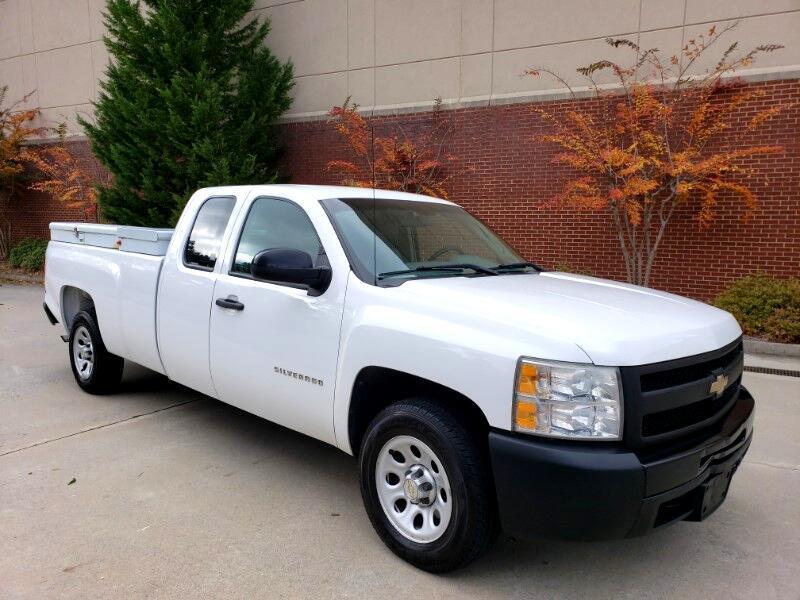 Chevrolet Silverado 1500 Work Truck Ext. Cab 2WD 2011