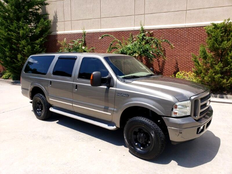 Ford Excursion Limited 6.8L 4WD 2005