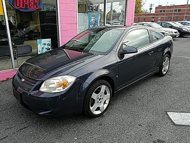 2008 Chevrolet Cobalt LT2 Coupe