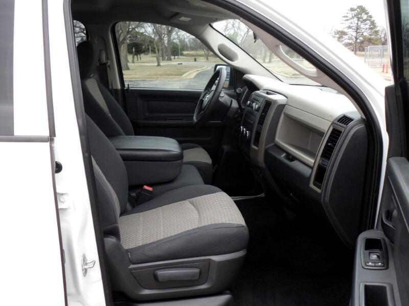 RAM 1500 ST Quad Cab 2WD 2012