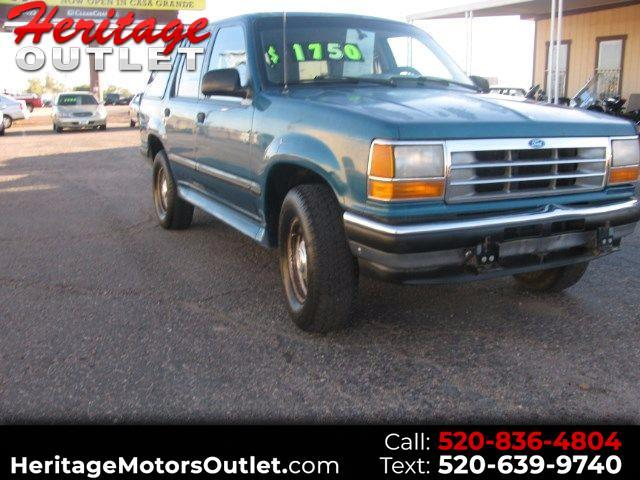 1993 Ford Explorer XL 4-Door 2WD