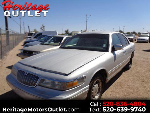 1997 Mercury Grand Marquis LS