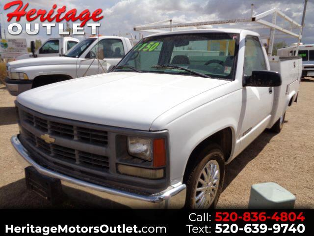 1996 Chevrolet C/K 2500 HD Reg. Cab 8-ft. Bed 2WD