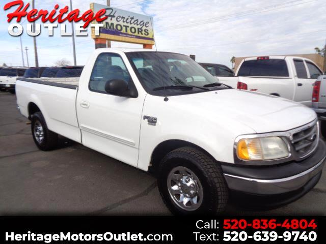 2001 Ford F-150 XL Long Bed 2WD
