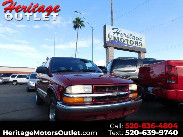 2001 Chevrolet Blazer LS 4-Door 2WD