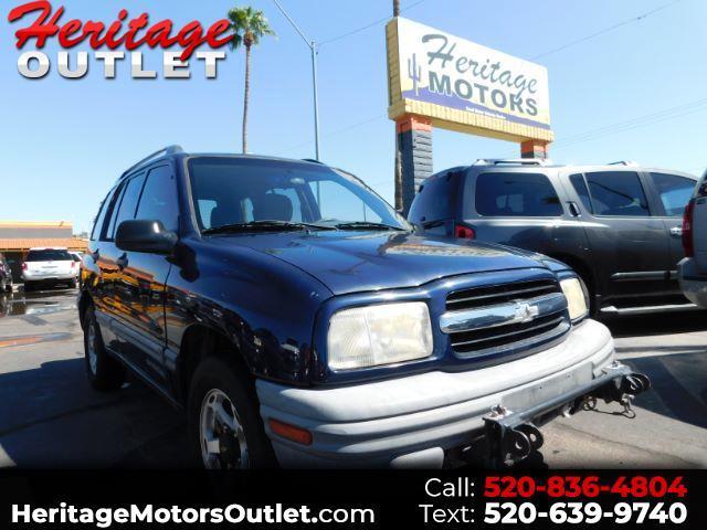 2000 Chevrolet Tracker 4-Door 4WD