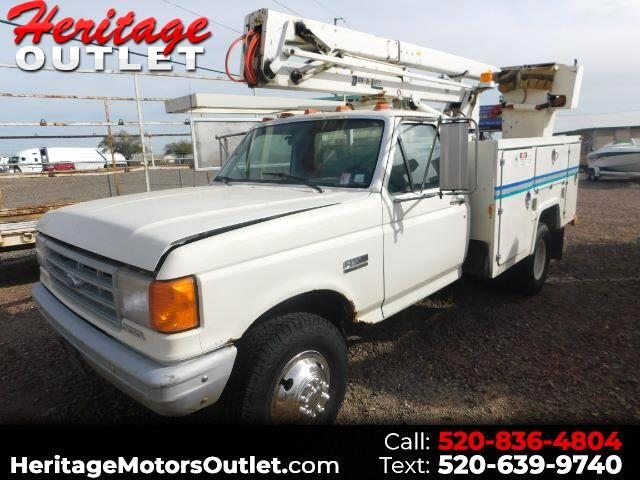 1990 Ford F-450 SD Regular Cab 2WD