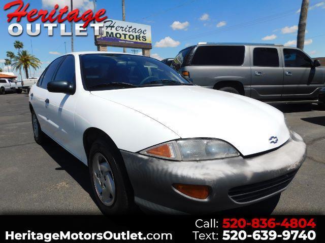 1998 Chevrolet Cavalier Sedan