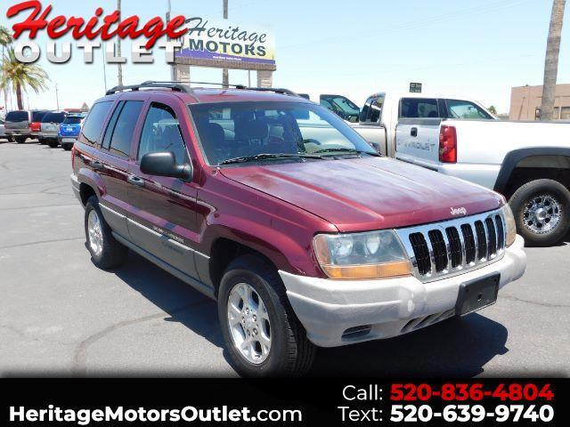 Jeep Grand Cherokee Laredo 4WD 2000